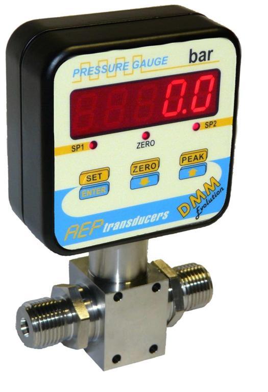 Man metro diferencial digital sensing for Manometro para medir presion de agua